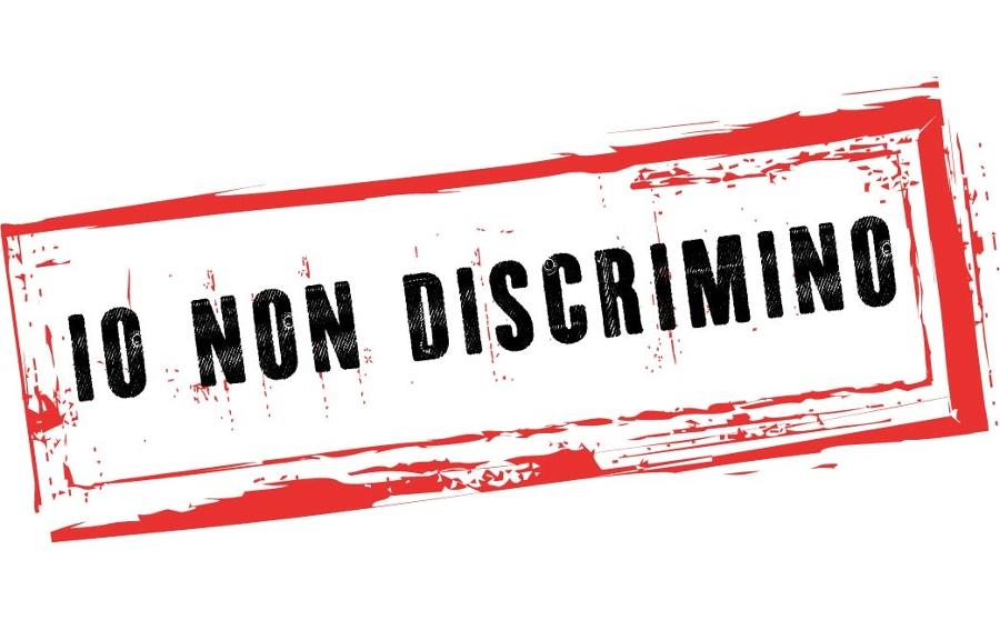 Io non discrimino!