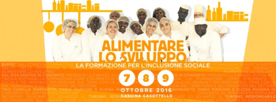 7 8 9 ottobre Milano - Alimentare lo sviluppo